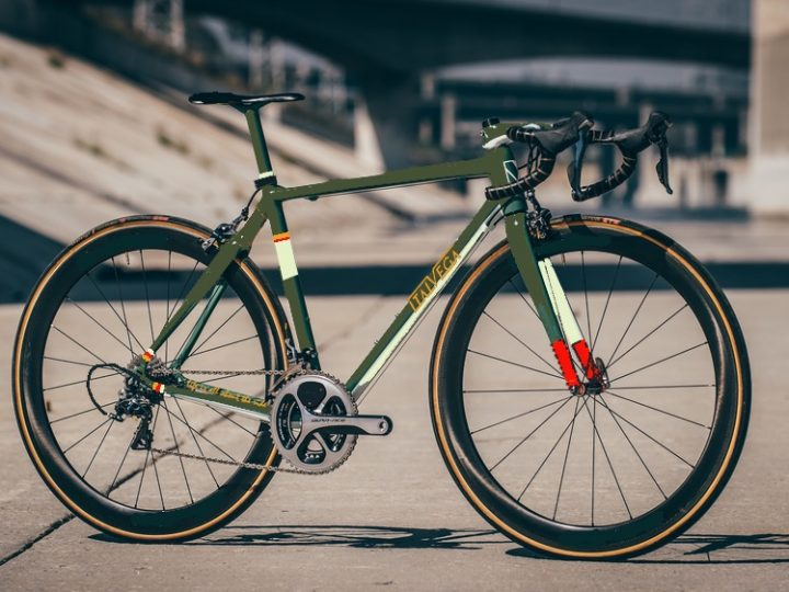 A Color Conundrum – Reviving the Italvega bike