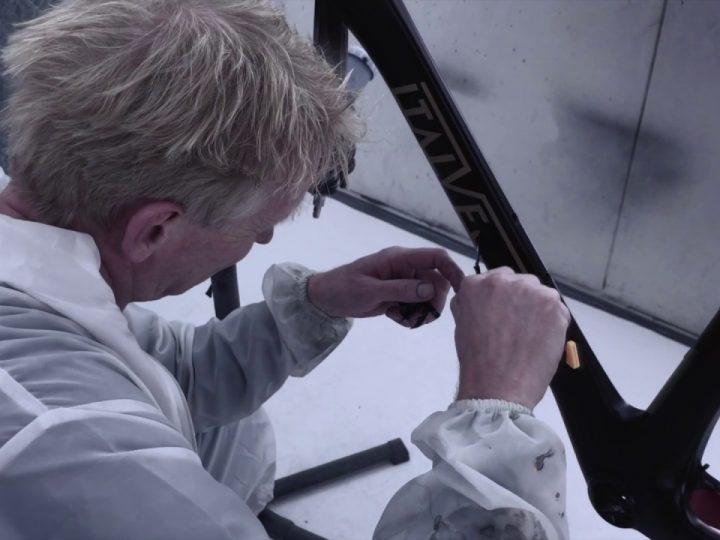 Video: Creating a Italvega bike | Italvega Inspires